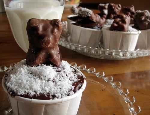 Cupcakes-nounours