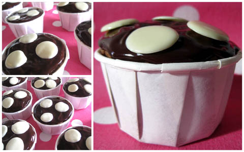 Cupcakes-chocolat-amandes-montage