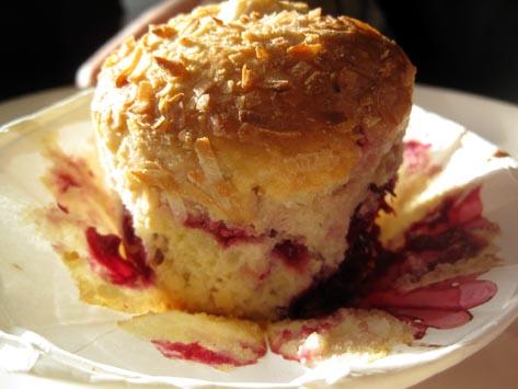 Cupcakes framboises et pistache - Elo les Cupcakes