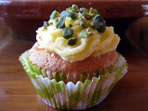 Cupcake-fleur-doranger-pistaches