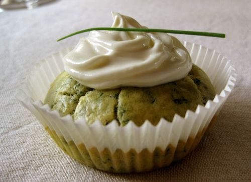 Cupcakes-herbes-chevre-1