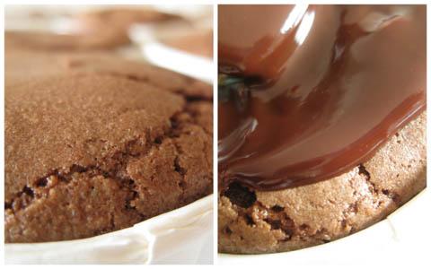 Cupcakes-chocolat-amandes-nappage