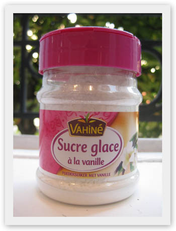 Sucre-glace