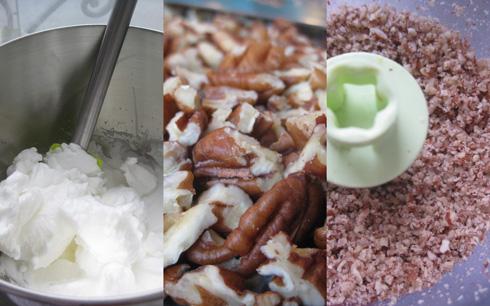 Cupcakes-noix-pecan-etapes