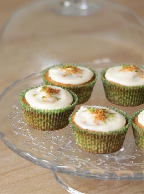 Cupcakes d'Elodie Citron spéculos 1v2