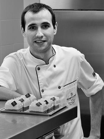François Perret, Chef Pâtissier, Shangri-La Hotel, Paris2
