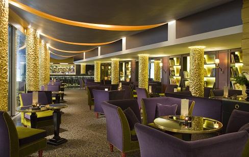 Hôtel Fouquet's Barrière Bar Le Lucien  LD 3