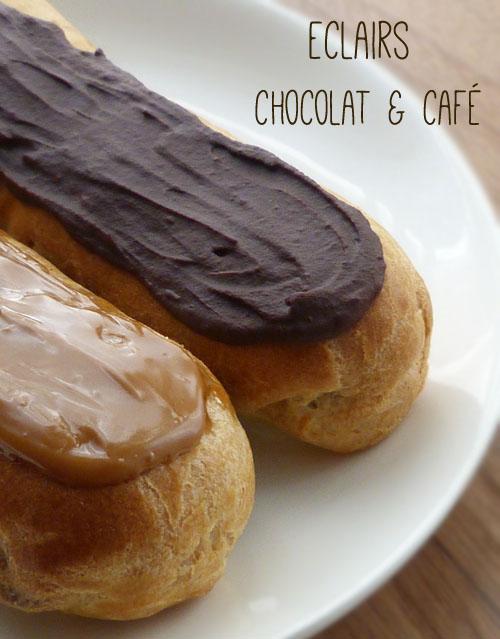 Eclairs-chocolat-café