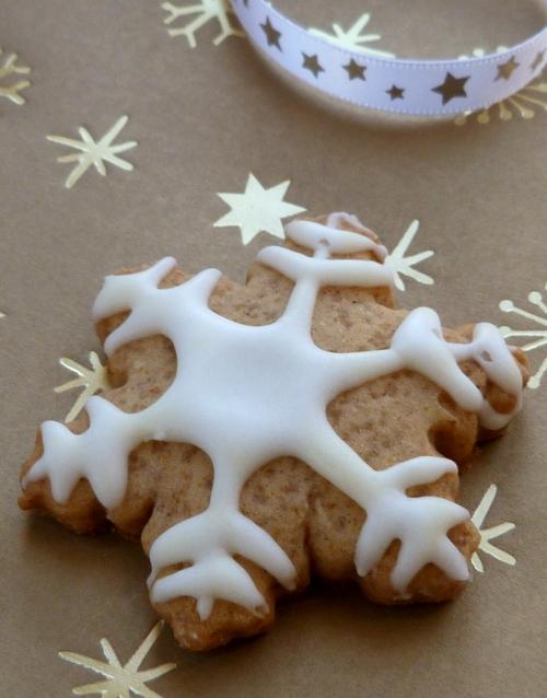 comment décorer des biscuits de noel