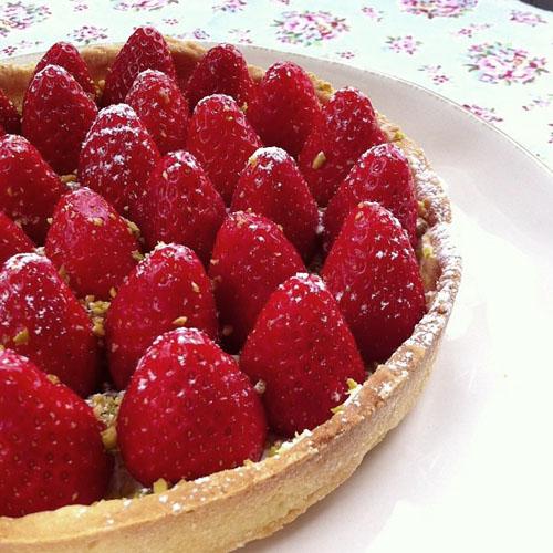 Tartes-aux-fraises-instagram