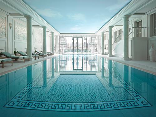 Piscine - L'Espace Bien-Etre - Shangri-La Hotel