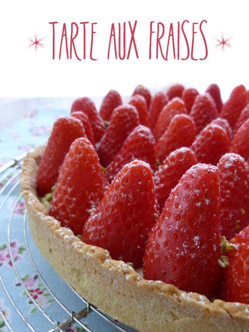 Tartes-aux-fraises