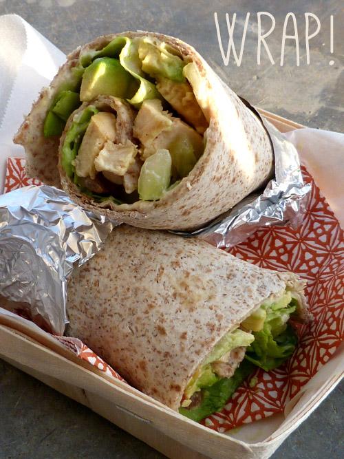 Wrap-poulet-hoummous